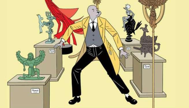 Best Rich Tommaso Comics - Spy Seal