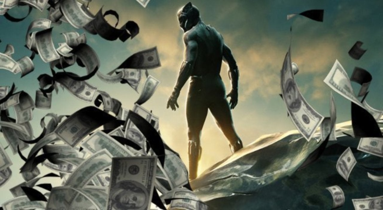 Image result for black panther boxoffice