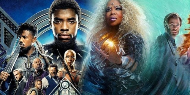 Black Panther A Wrinkle in Time Box Office