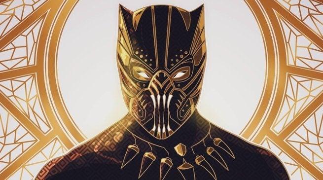 Black Panther Killmonger Golden Jaguar Featurette