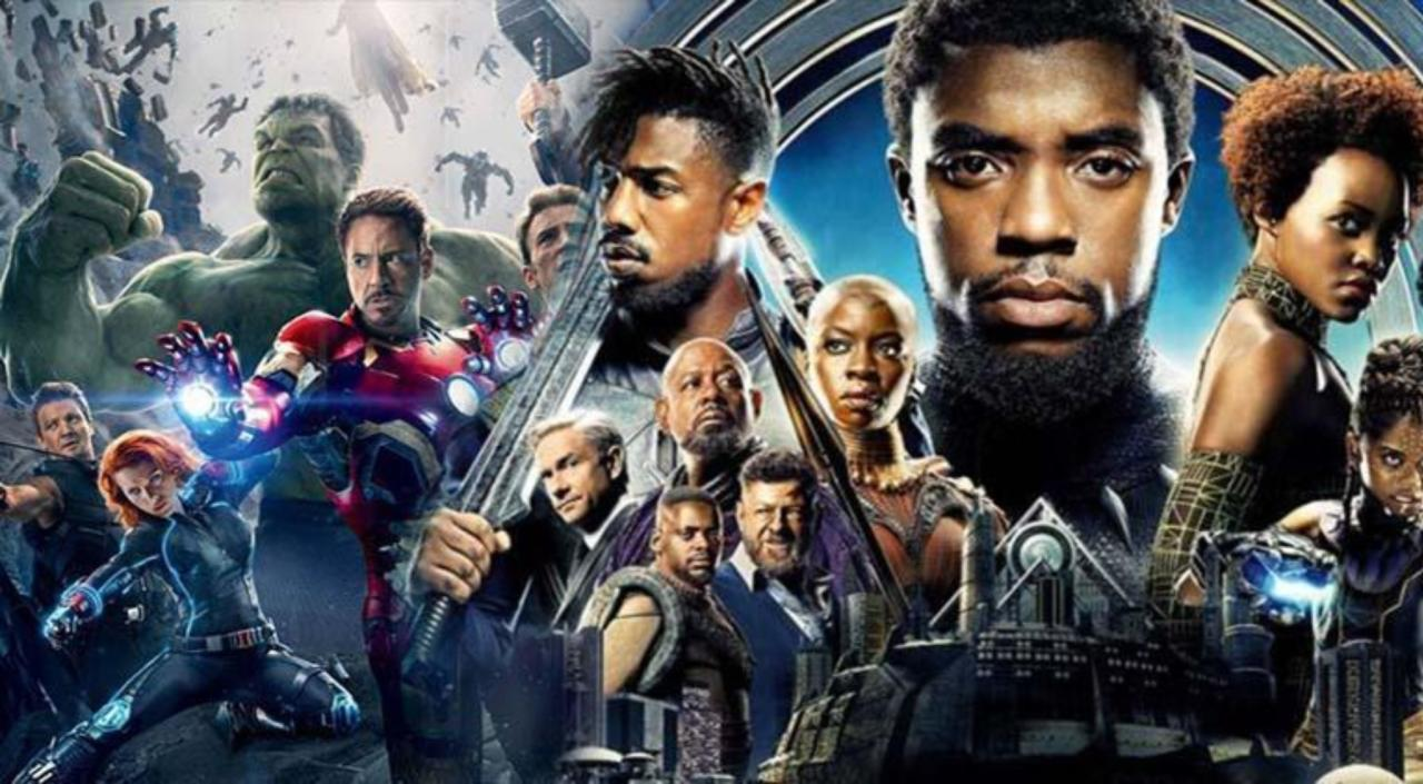 black panther is tracking to pass avengers as the highest grossing marvel movie ever at domestic box office - The Avengers