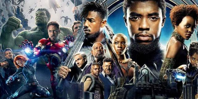 black panther the avengers box office
