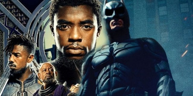 Black Panther The Dark Knight