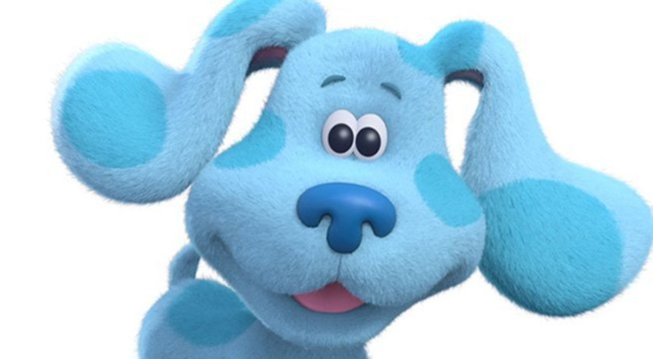 nickelodeon remaking blues clues - Blue Clues