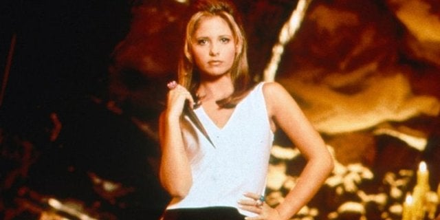 Buffy Slay Day
