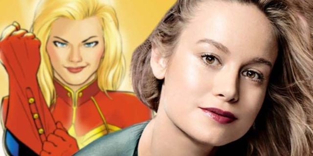 captain marvel brie larson training video