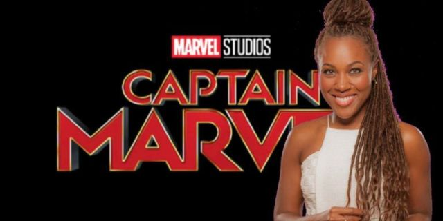 DeWanda Wise Exits 'Captain Marvel'
