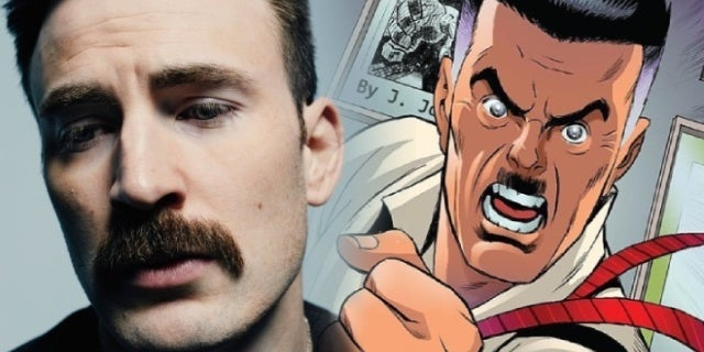 chris evans j jonah jameson