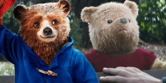 christopher robin winnie the pooh paddington