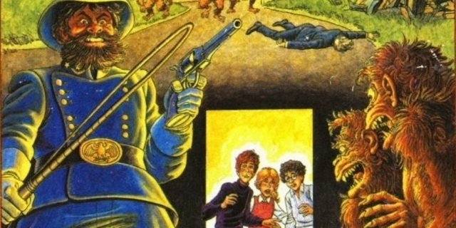 Choose Your Own Adventure Returns As A Board Game