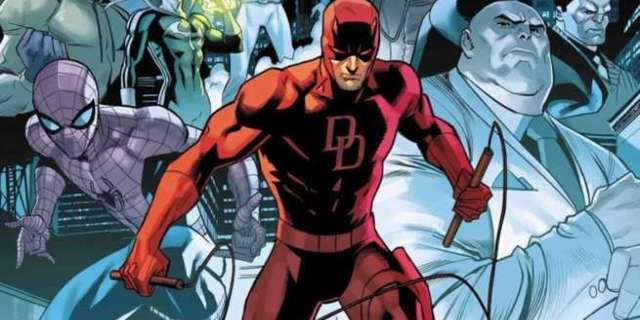 Daredevil Best Marvel Series - Cover 600