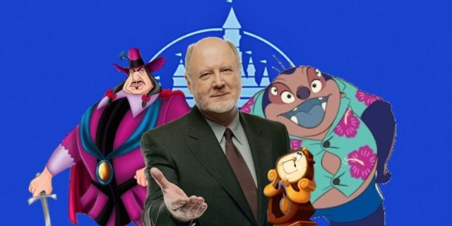 David Ogden Stiers disney ComicBookcom