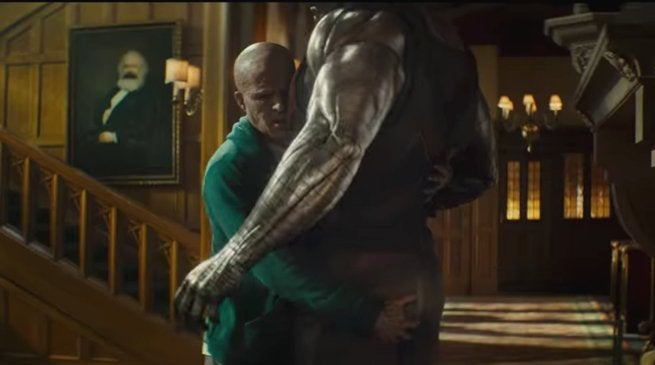 Deadpool 2 - Trailer - Colossus