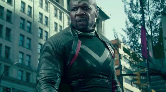 Deadpool 2 - X-Force Team - Bedlam