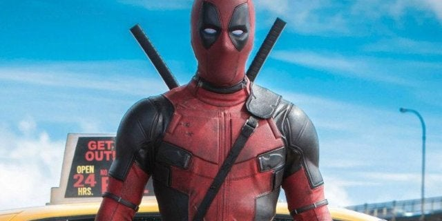 Deadpool China