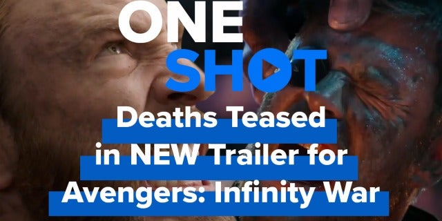 Deaths Teased in NEW Avengers: Infinity War Trailer screen capture