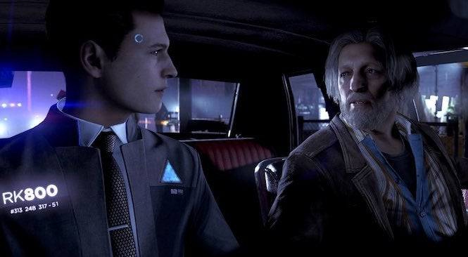Detroit Become Human Graphics Comparison 2016 vs 2017 vs 2018 Gameplay