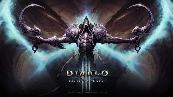 Teasing Blizzard tweet features Diablo and a 'switch'