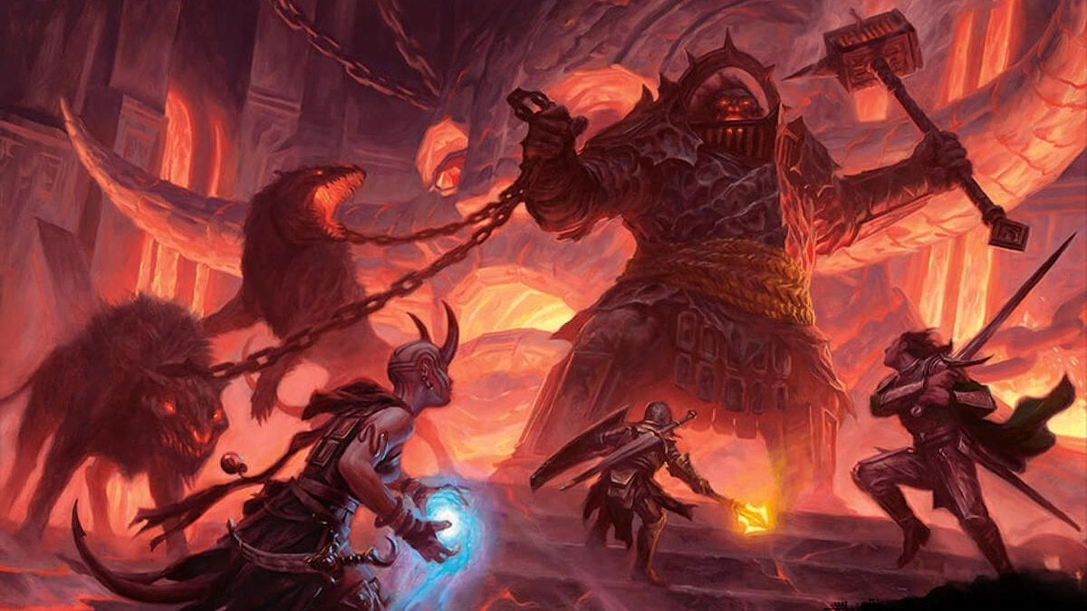 Exclusive: 'Dungeons & Dragons' to Announce New Settings for Fifth