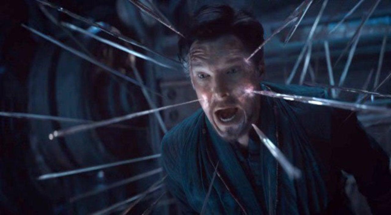 Image result for dr strange avengers infinity war
