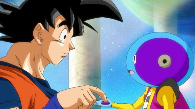 Dragon Ball Super 55 English Dub Preveiw Goku Grand Zeno