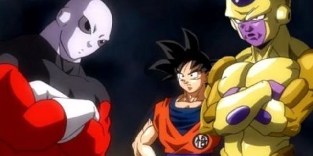 Dragon Ball Super Ending Goku Jiren and Freeza
