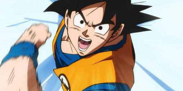 Dragon Ball Super Movie Goku Attacks