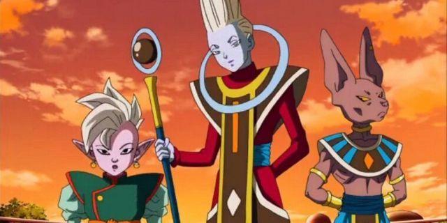 Dragon Ball Super Supreme Kai Destroyer Beerus Connection Explained