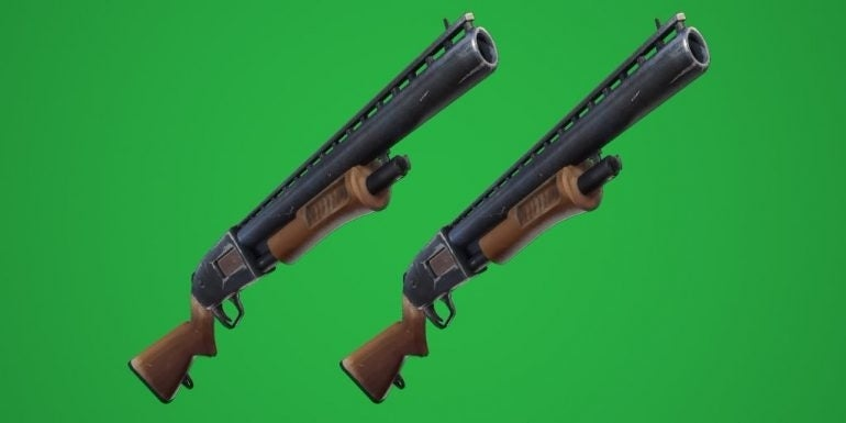Best Weapons In Fortnite Battle Royale