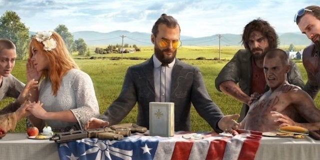 Far Cry 5 Father