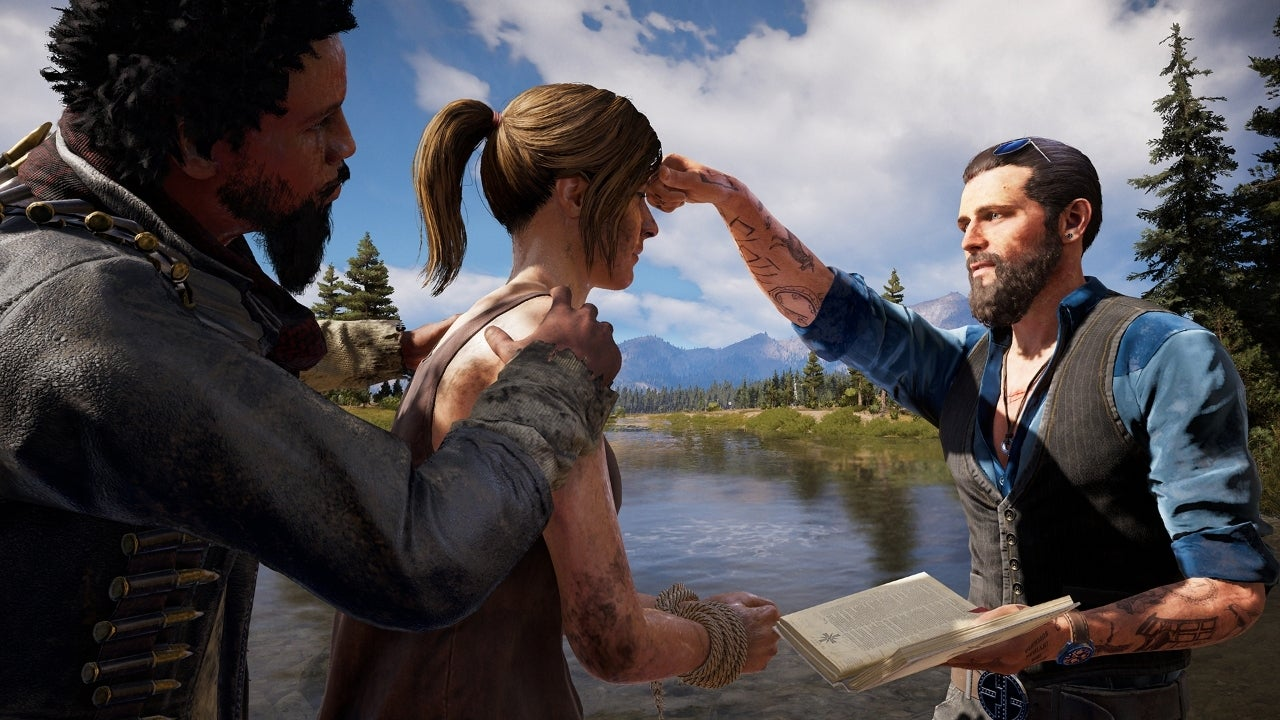Far Cry 5 S Digital Launch Sales Were Up 500 Compared To Far Cry