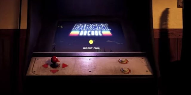 far cry five arcade mode