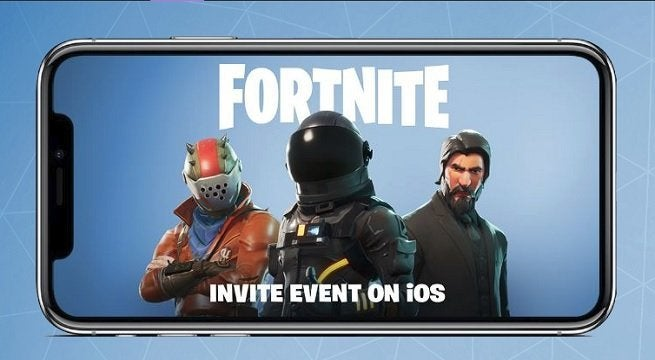Fortnite Mobile Sign-Ups Live for iOS Users