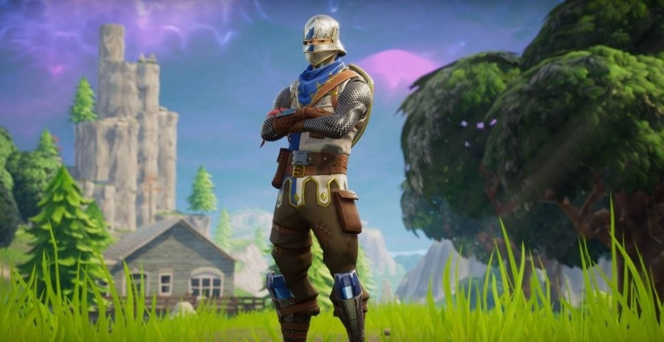 New shocking game mode being added to 'Fornite: Battle Royale'