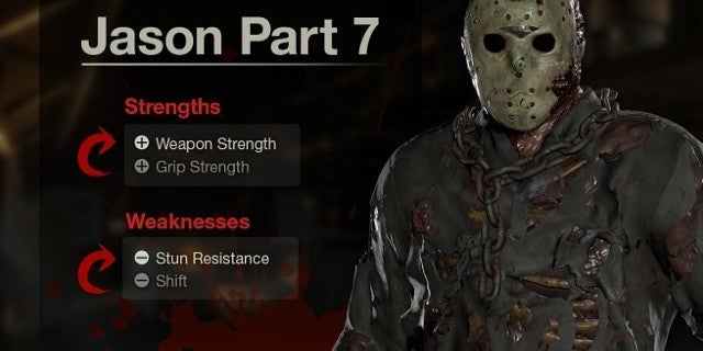 Friday the 13th The Game Part 7 Jason