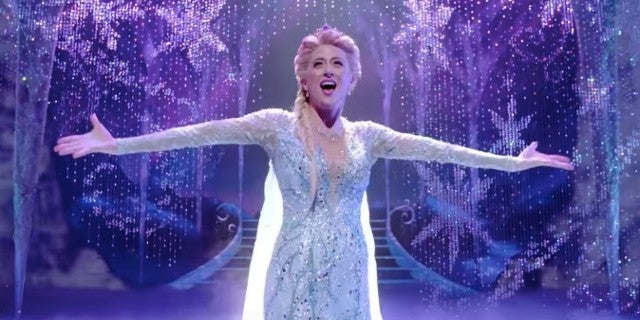 frozen broadway musical disney