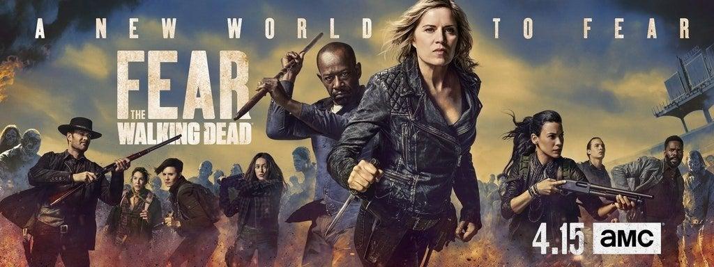 Fear The Walking Dead' Season 4 Key Art Released