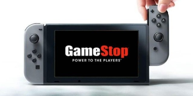 GameStop Nintendo Switch