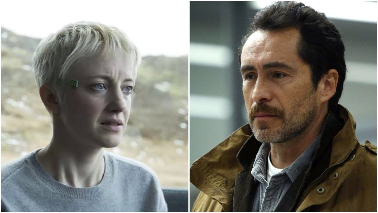 'The Grudge': Andrea Riseborough, Demian Bichir to Star in Horror Reimagining