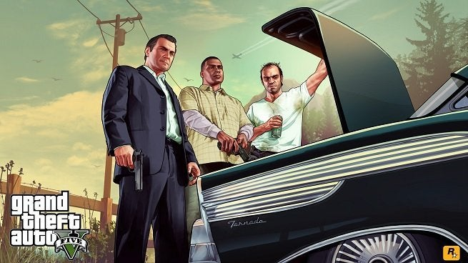 GTA V Premium Edition Launches in April, Includes Criminal Enterprise DLC
