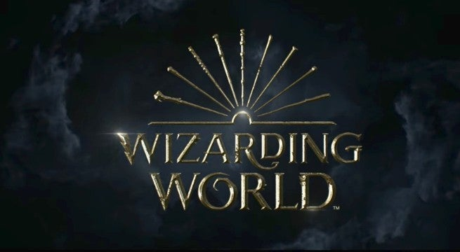 Harry Potter Wizarding World Shared Universe Logo