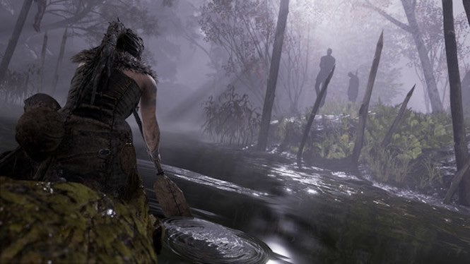 Hellblade is making the jump to Xbox One