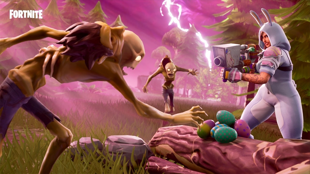 Fortnite Latest Patch Is Live, Bunnies Galore for Easter