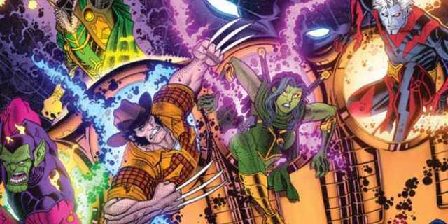 Infinity Countdown #1 Review - Cover