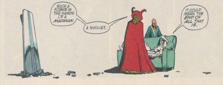 Infinity Gauntlet Doctor Strange