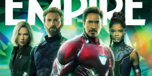 Six New 'Avengers: Infinity War' Covers Revealed by Empire