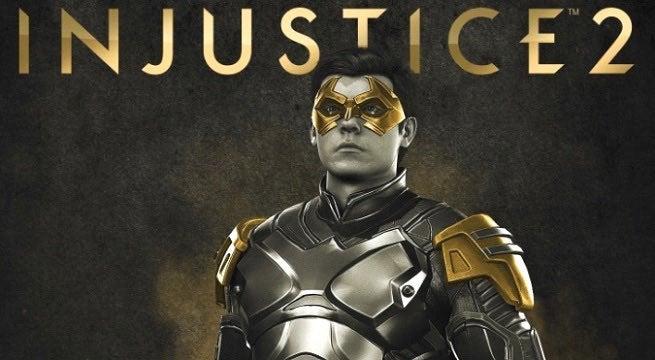 Injustice 2 Legendary Robin And Bruce Wayne Skins Teased Green Arrow Hood Revealed