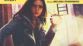 Jessica Jones Season 2 Episode Covers