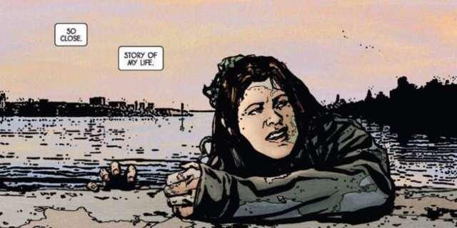 Jessica Jones Season 2 Comics - Cover
