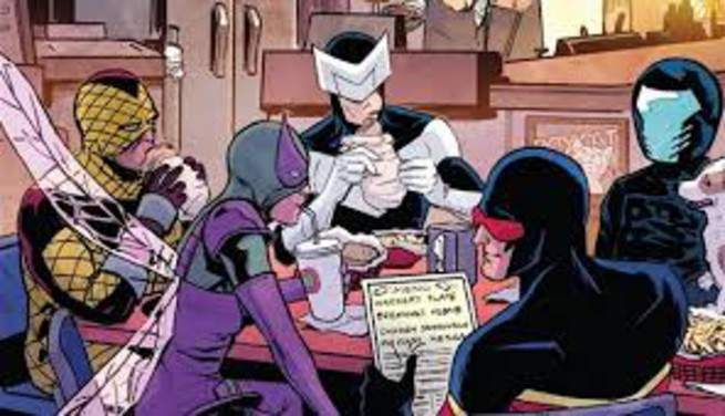 Jessica Jones Season 2 Comics - Superior Foes of Spider-Man